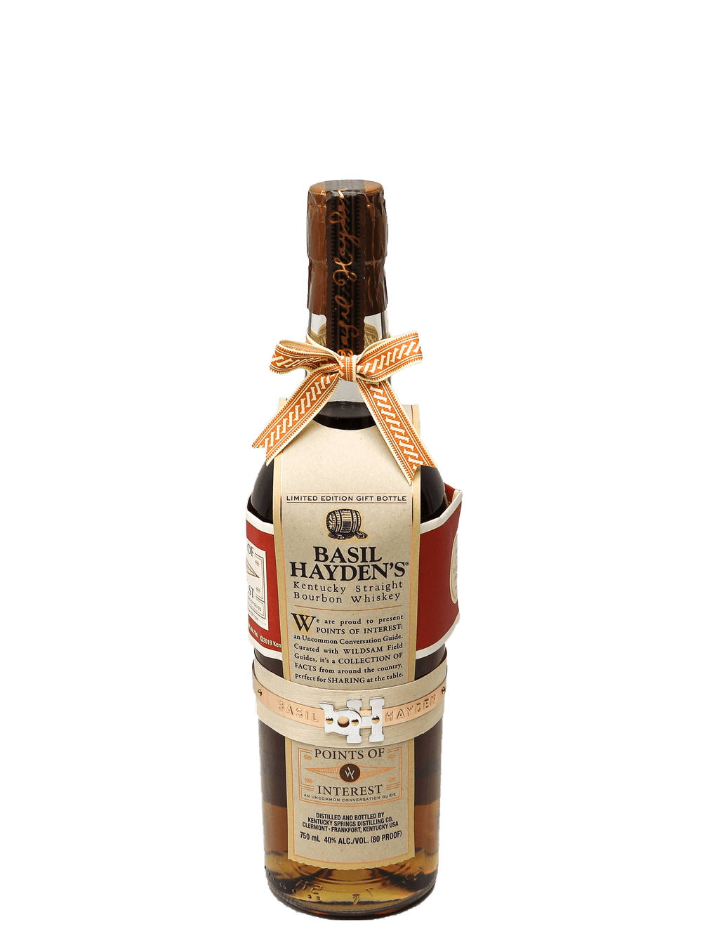 Basil Hayden's Limited Edition Bourbon 750ml