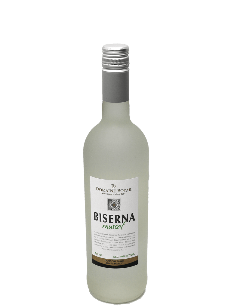 Biserna Muscat Brandy 750 ml