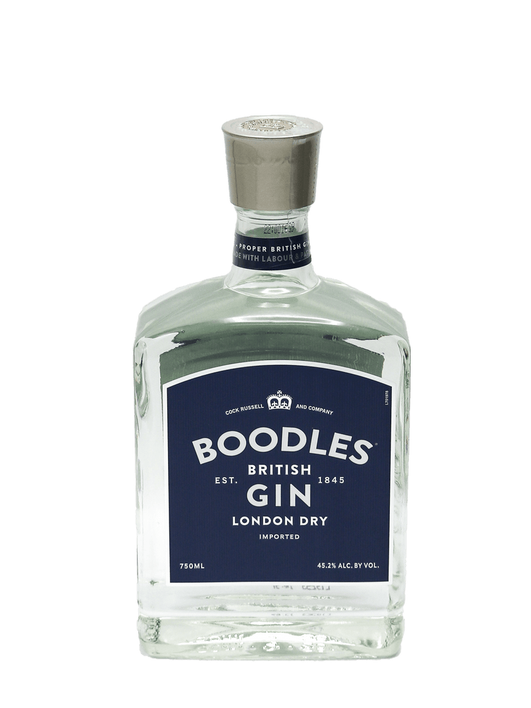 Boodles London Dry Gin 750ml