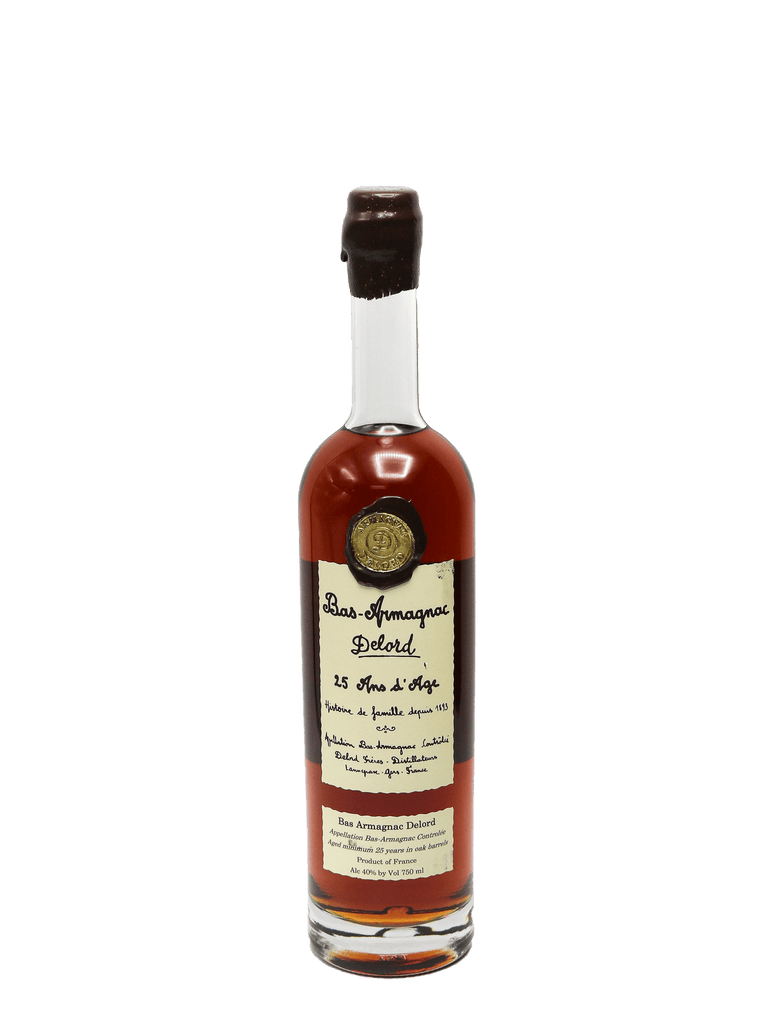 Delord 25 Ans d' Age Armagnac  750ml