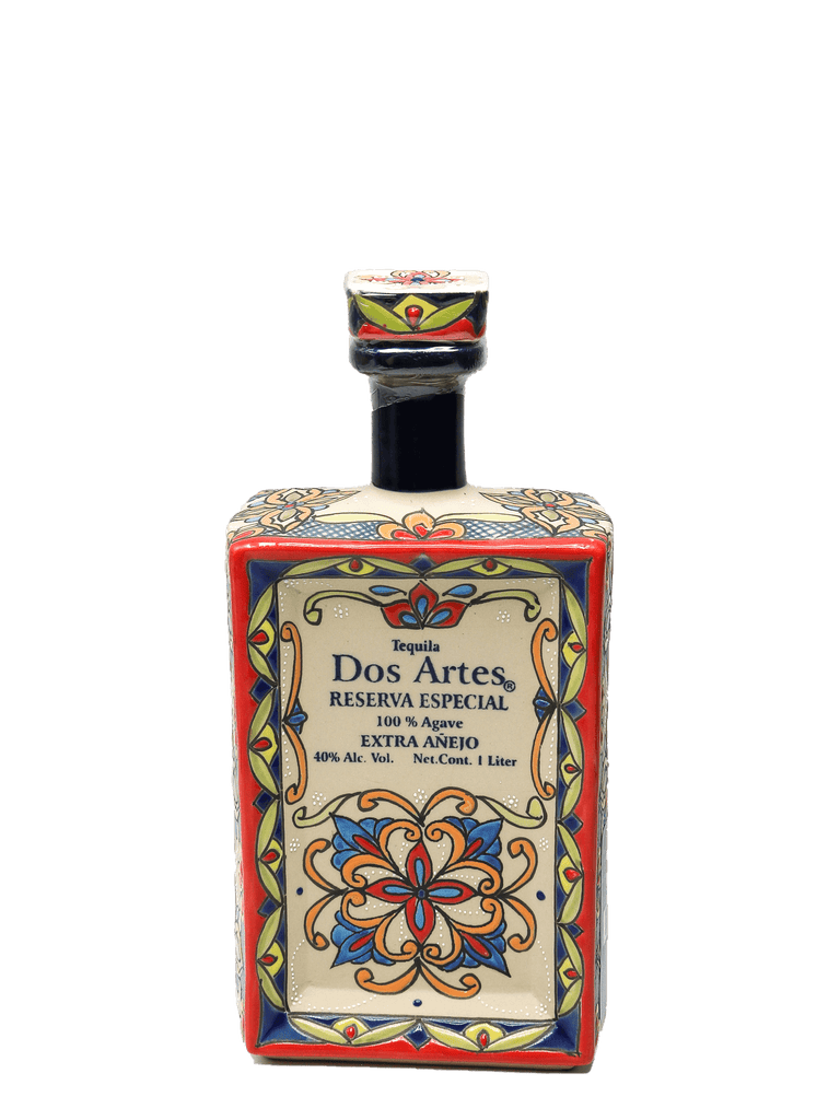 Dos Artes Tequila Reserva Exclusiva Extra Anejo 750ml