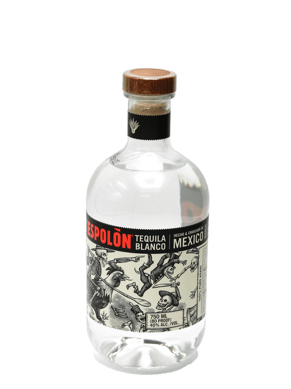 Espolon Silver Tequila 750ml