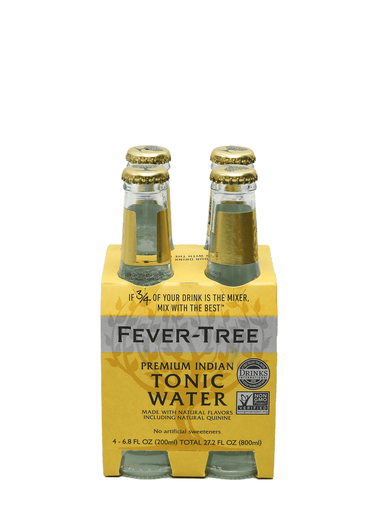 Fever Tree Indian Tonic 4pk