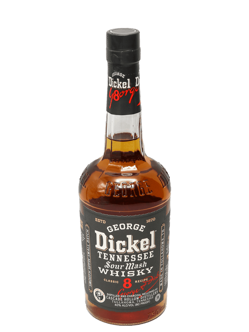 George Dickel No. 8 Tennessee Whiskey 750ml