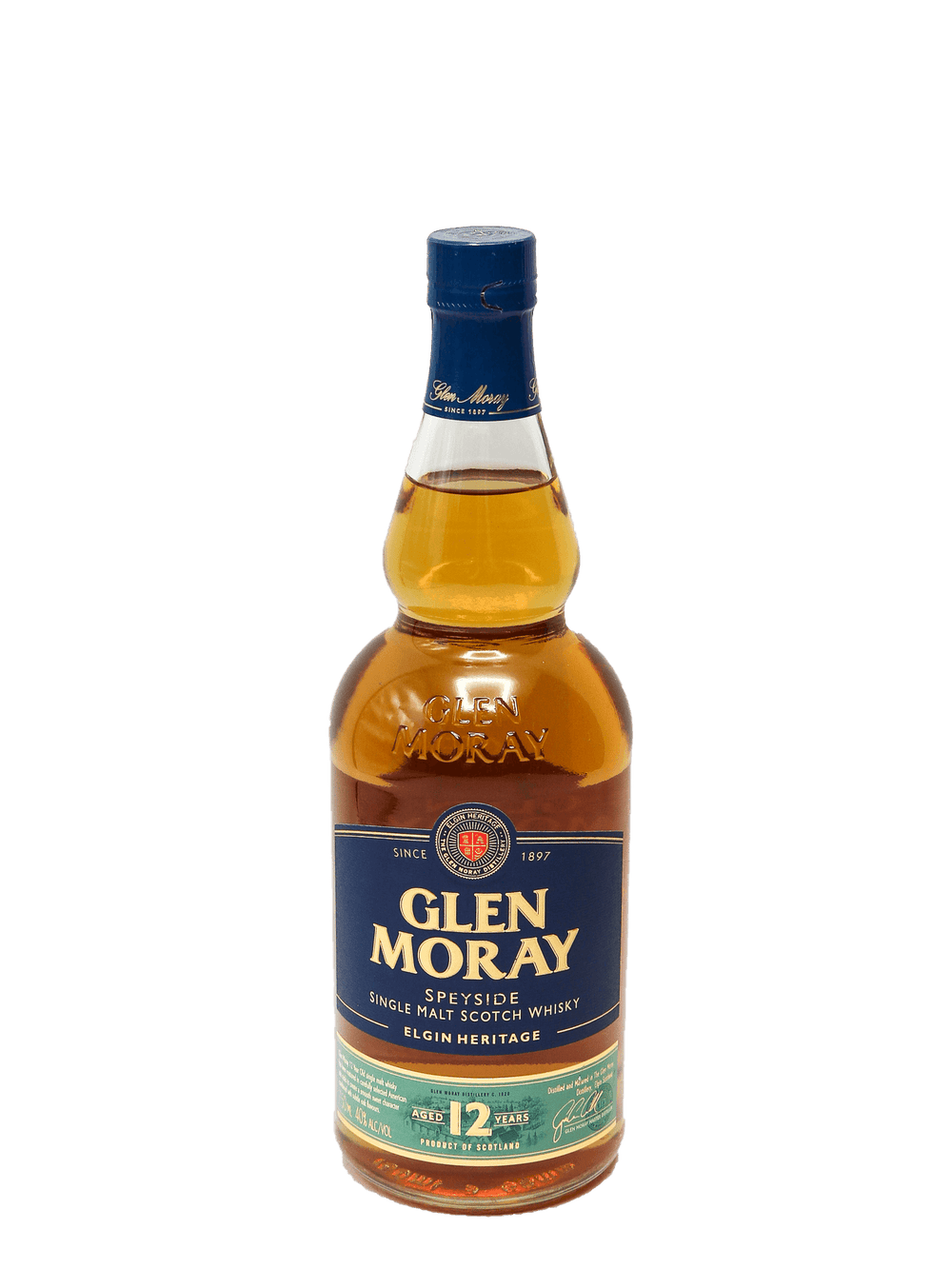 Glen Moray 12 Year Single Malt 750ml