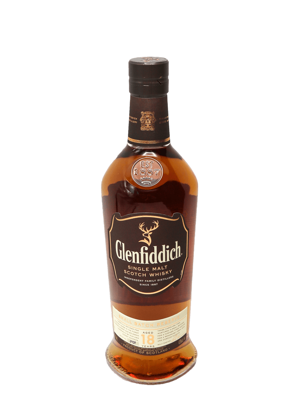 Glenfiddich 18 Year Single Malt 750ml