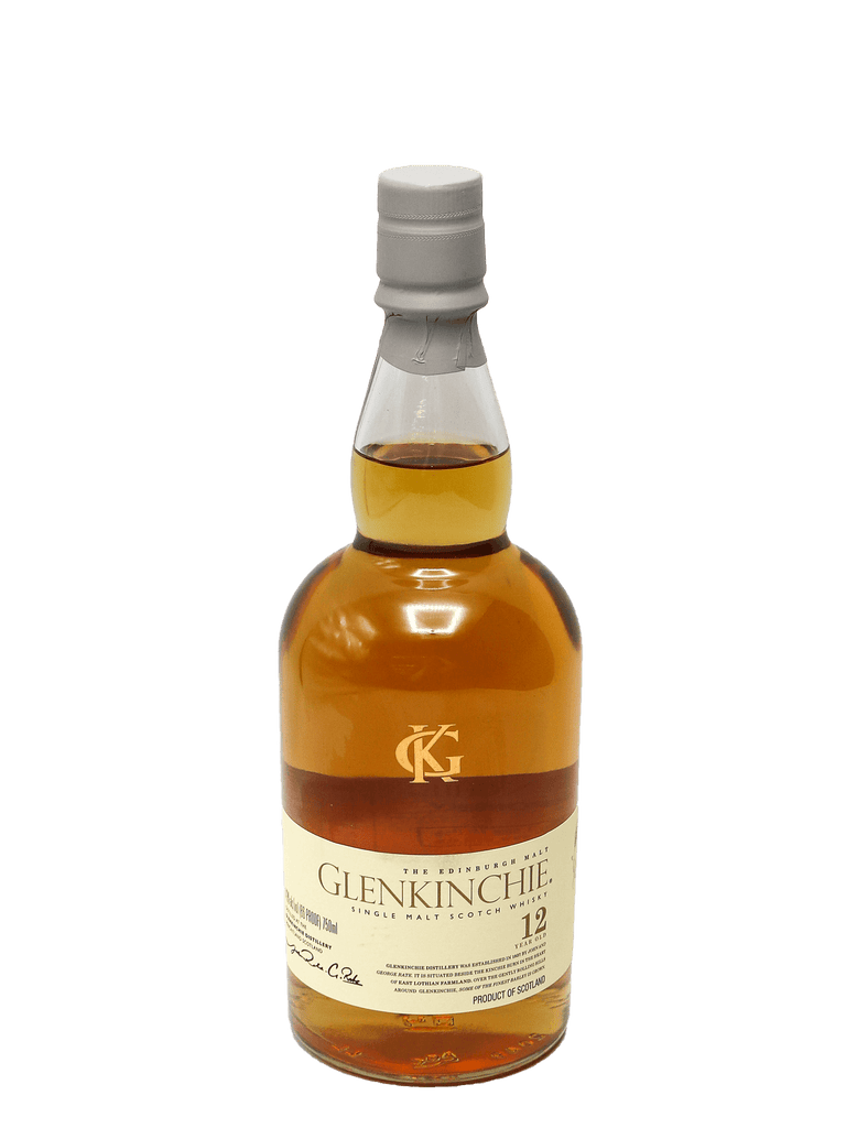 Glenkinchie 12 Year Single malt 750ml