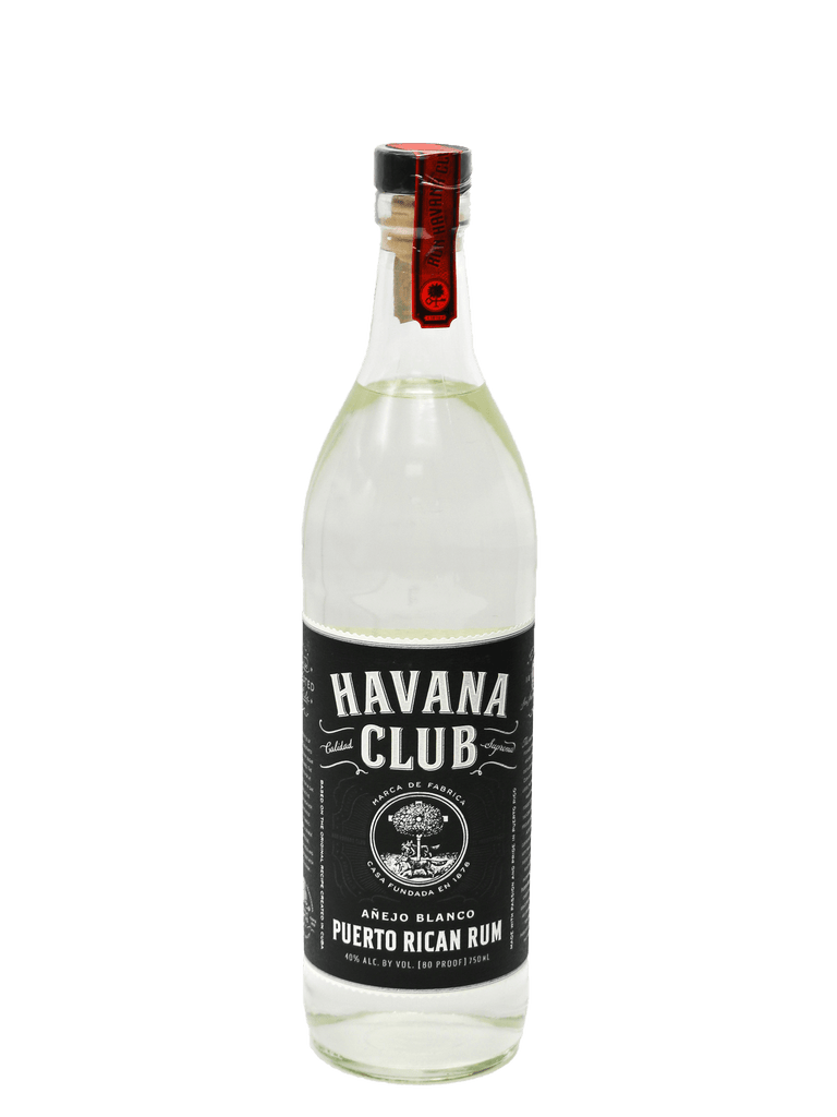 Havana Club Anejo Blanco Rum 750ml