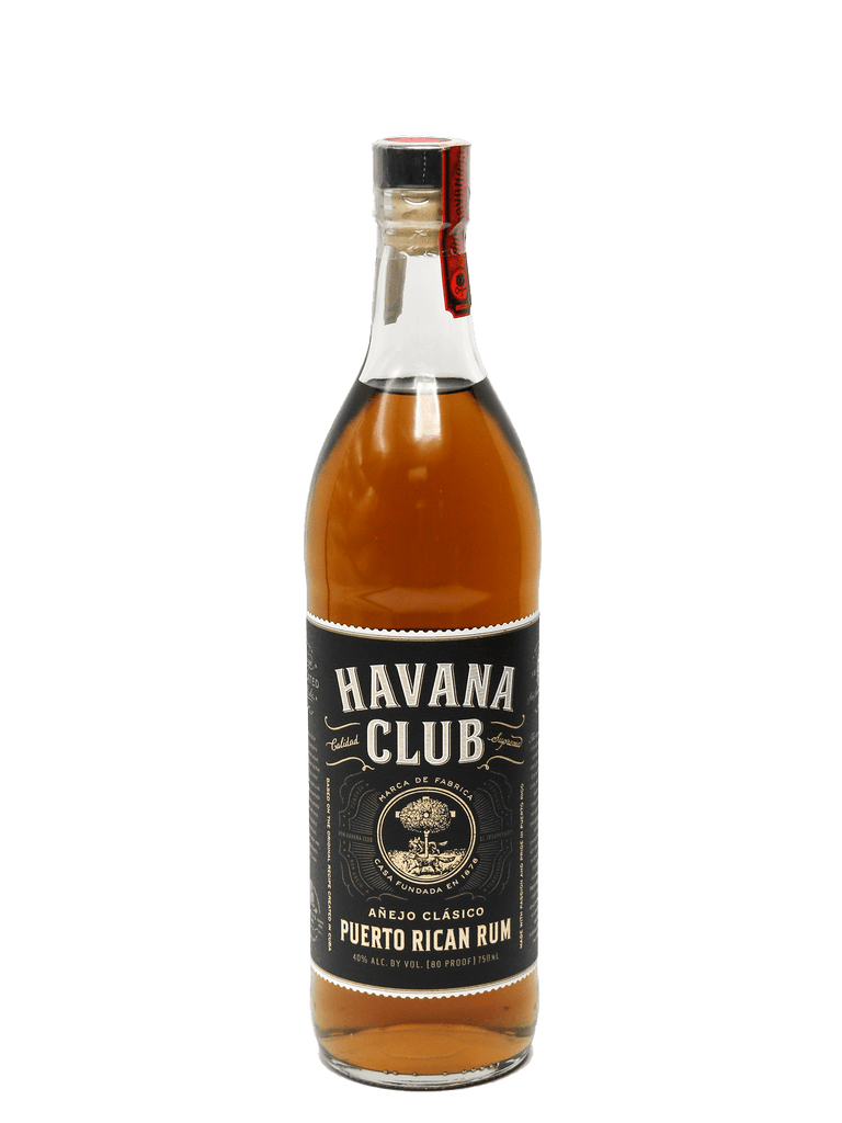 Havana Club Anejo Clásico Rum 750ml
