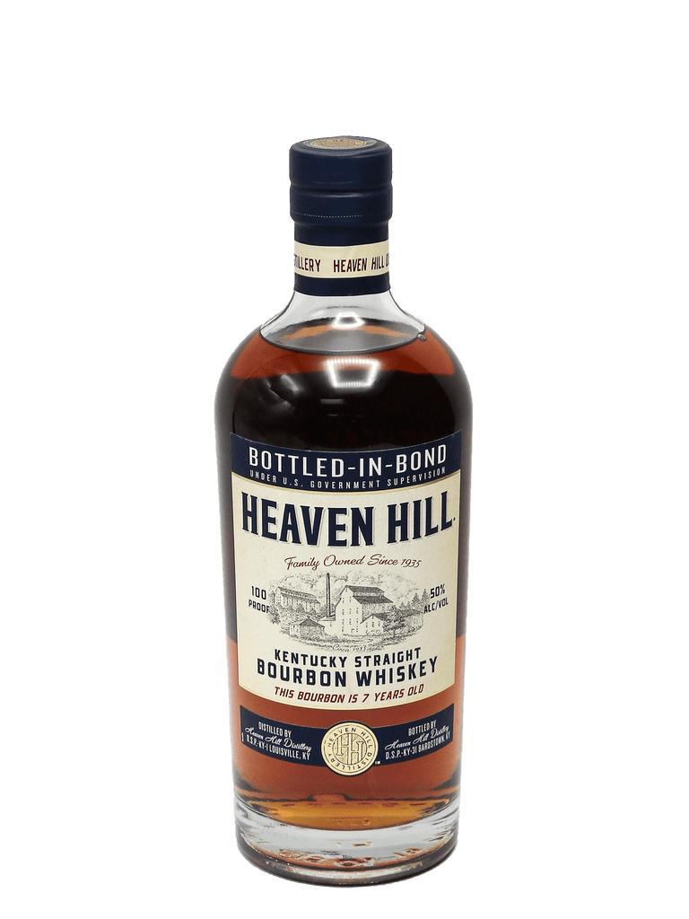 Heaven Hill 7 Year Bottled In Bond Bourbon 750ml