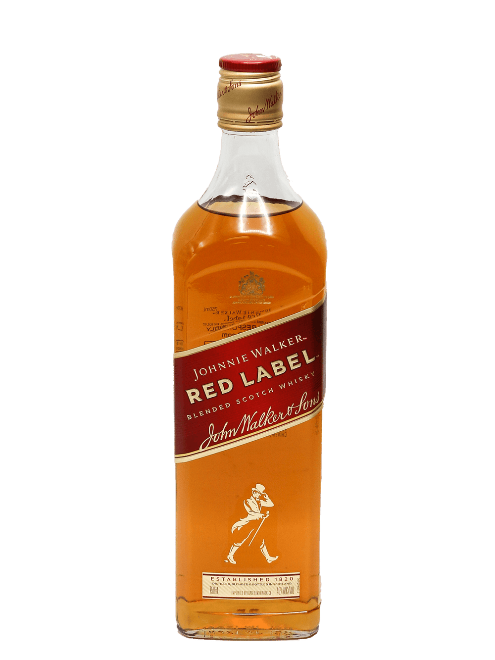 Johnny Walker Red Blended Scotch 750ml