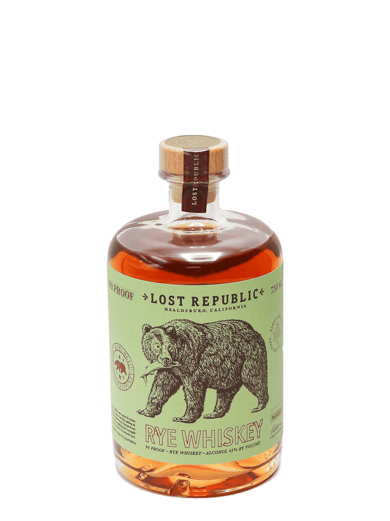 Lost Republic Rye Whiskey 750ml