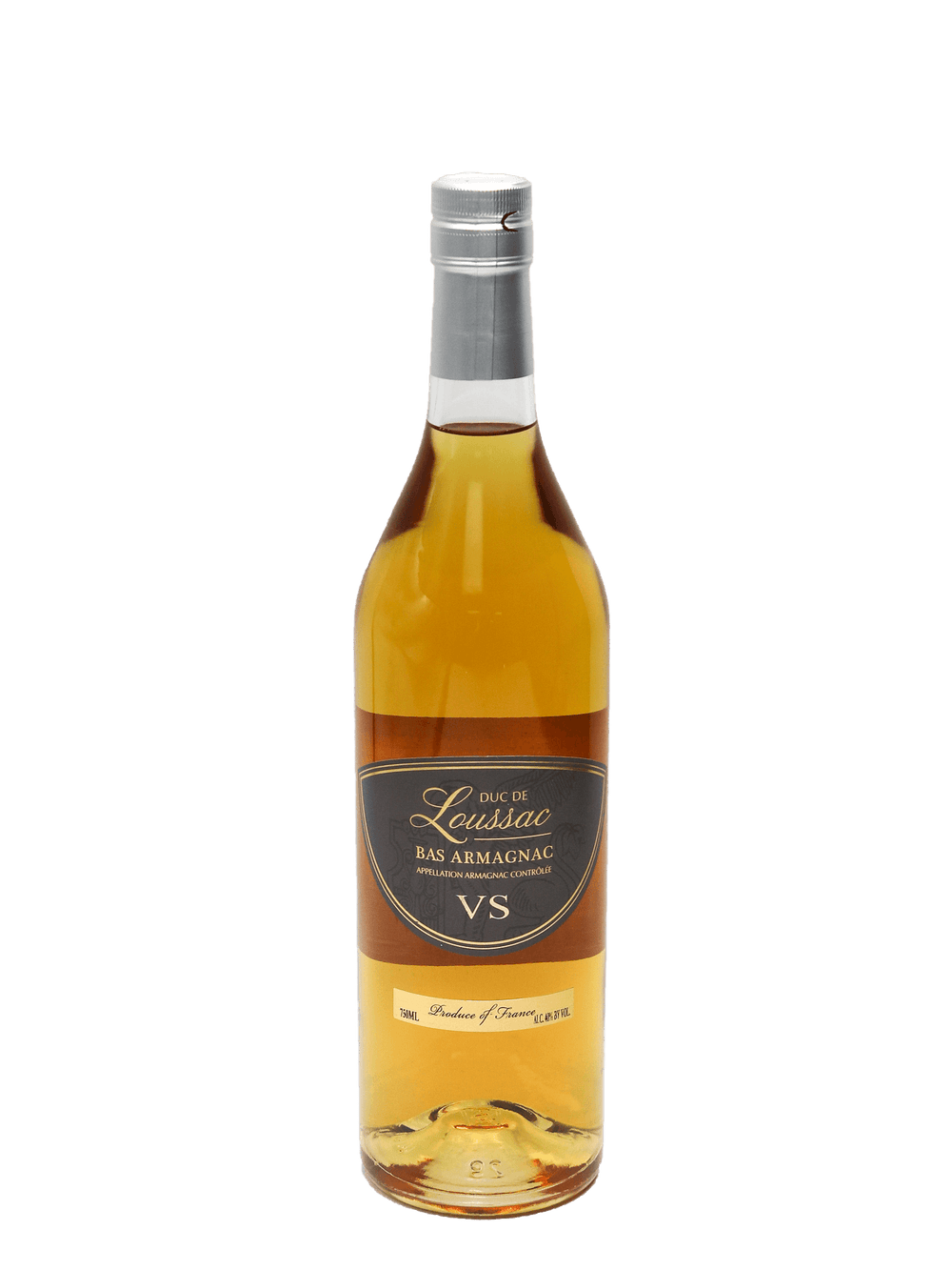 Loussac VS Armagnac 750ml