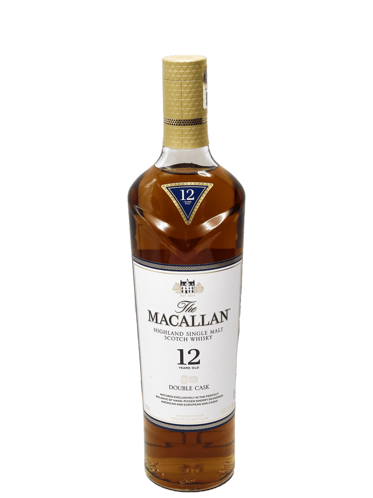 Macallan Double Cask Single Malt Whisky 750ml
