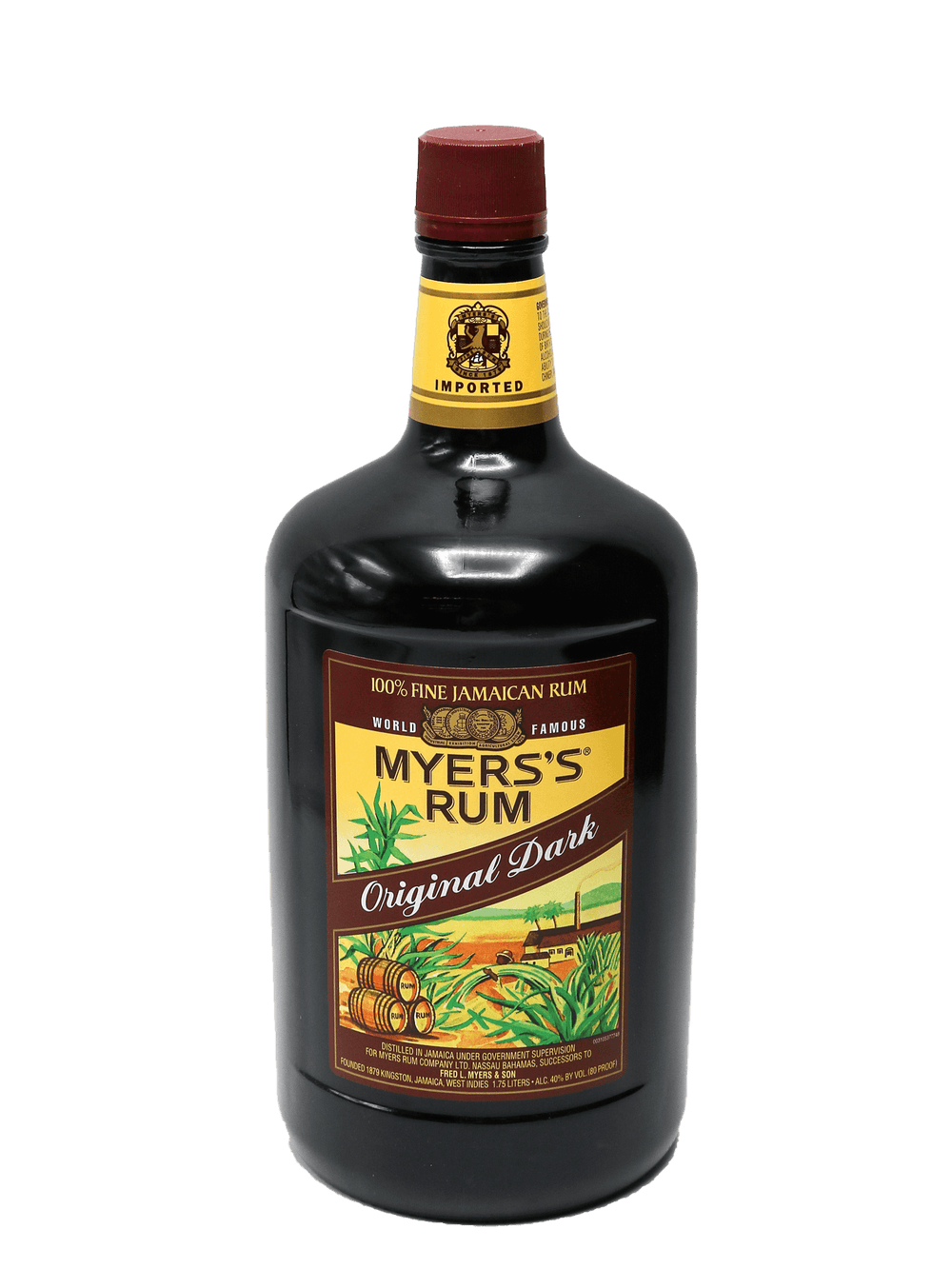 Meyer's Dark Rum 1.75L