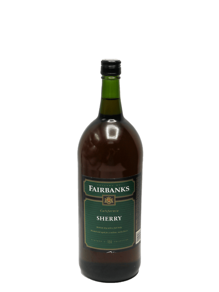 NV Fairbanks Sherry 1.5L
