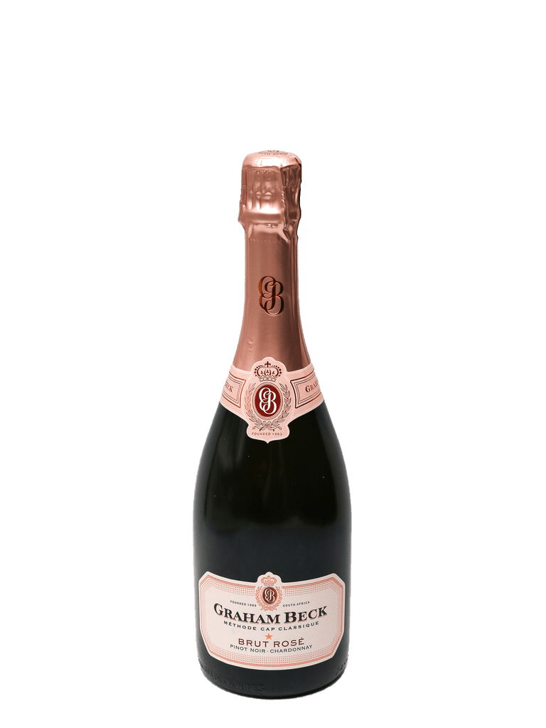 NV Graham Beck Brut Rose