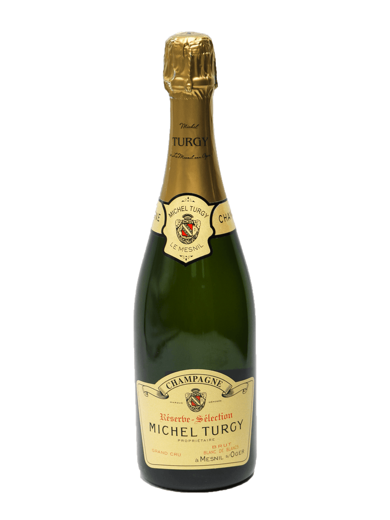 NV Michel Turgy Les Mesnil Reserve Selection Brut Blanc des Blancs Grand Cru