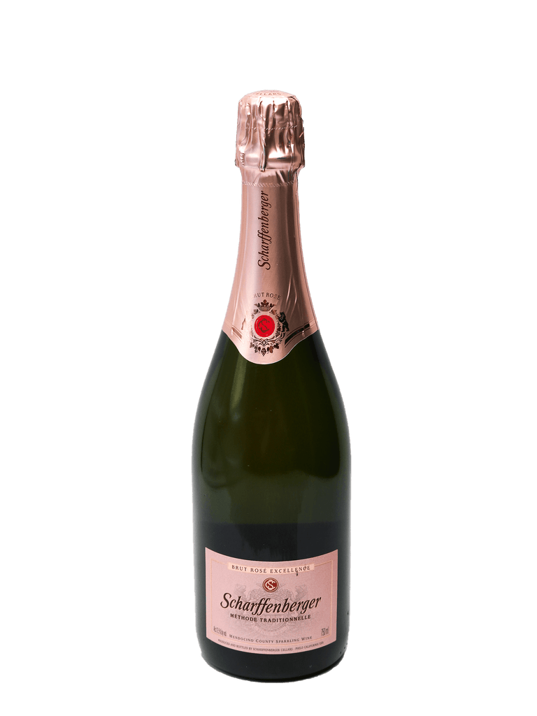 NV Scharffenberger Brut Rose