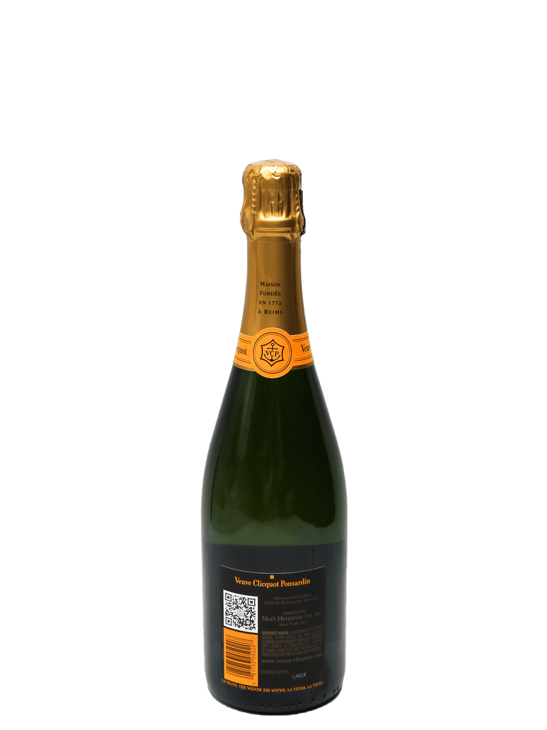 NV Veuve Clicquot Yellow Label Brut