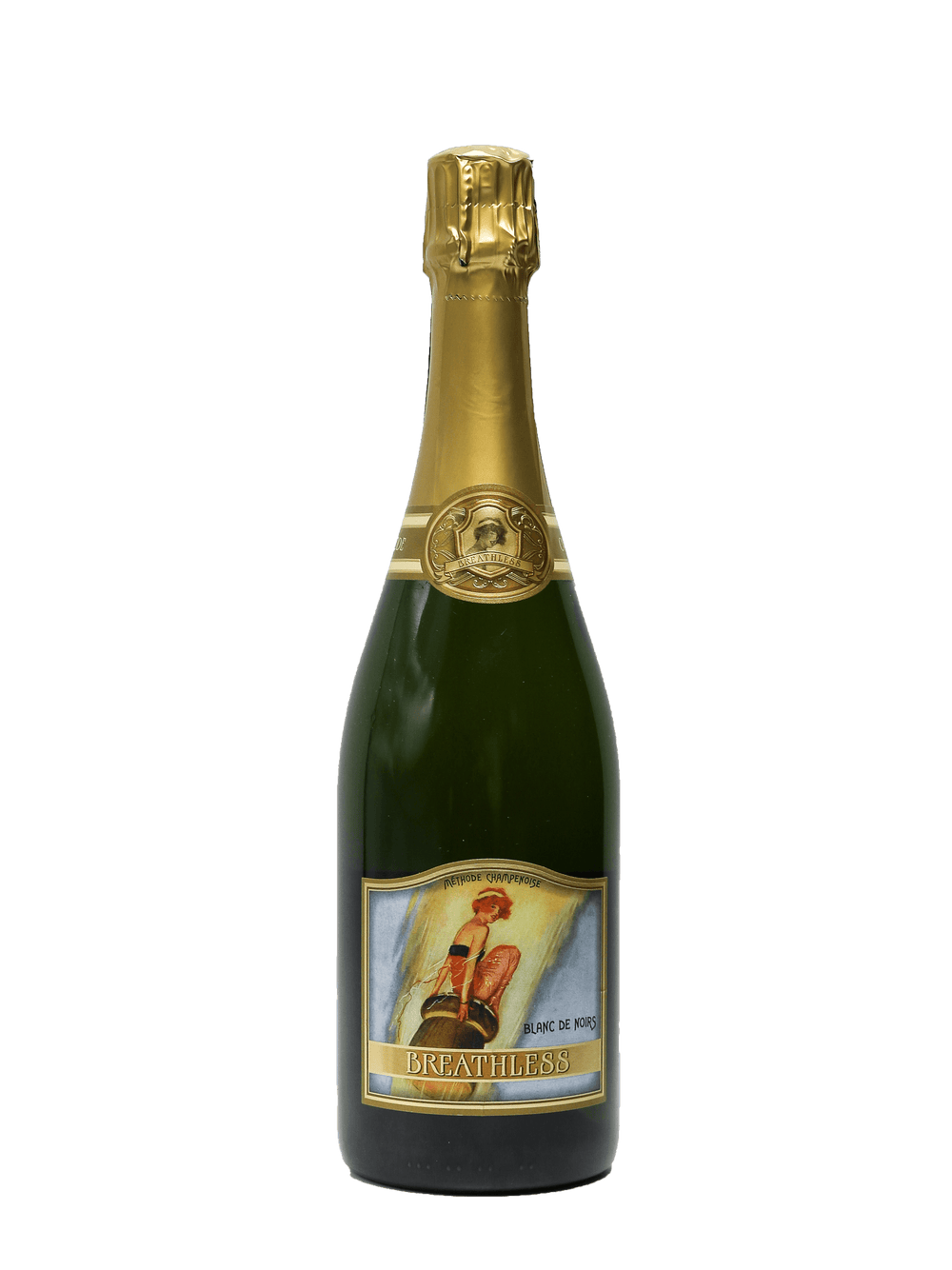 NV Breathless Blanc de Noirs Sonoma County Sparkling Wine