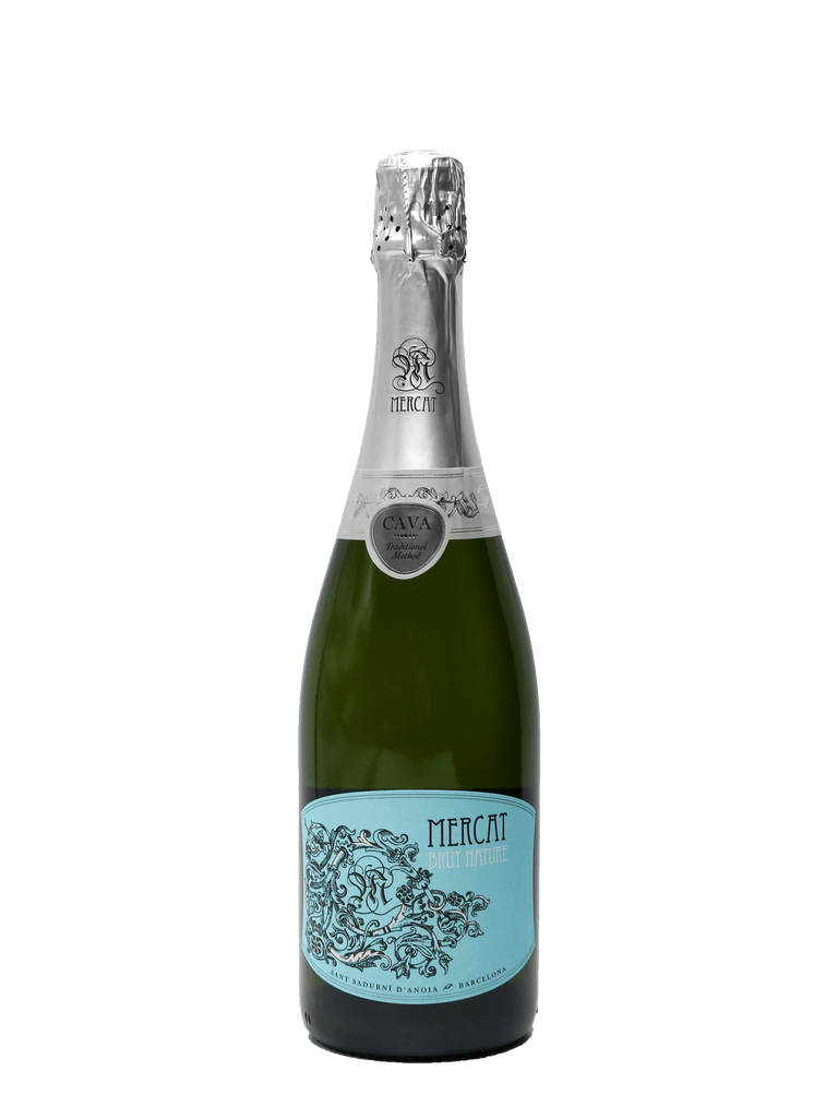 NV Mercat Cava Brut Nature