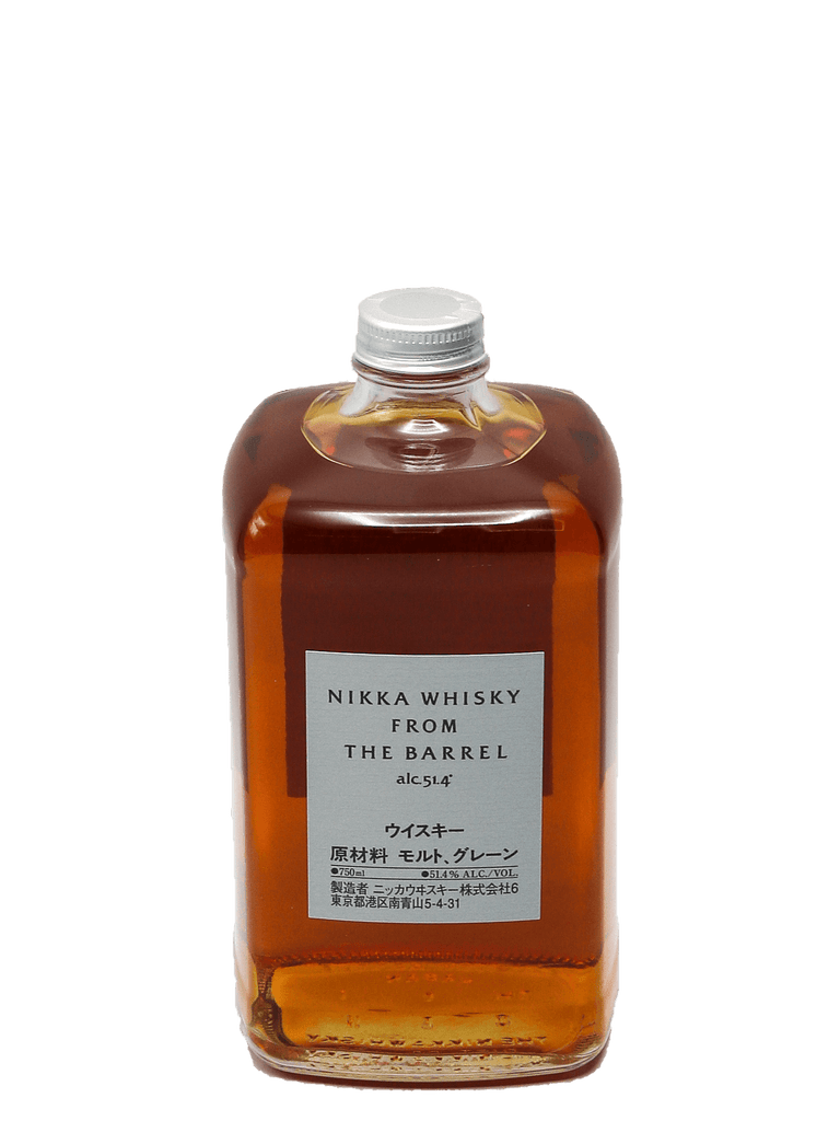 "Nikka ""From The Barrel"" Japanese Whisky 750ml"