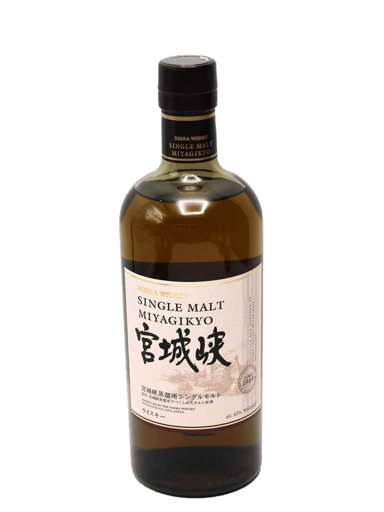 "Nikka ""Miyagikyo"" Single Malt Japanese Whisky 750ml"
