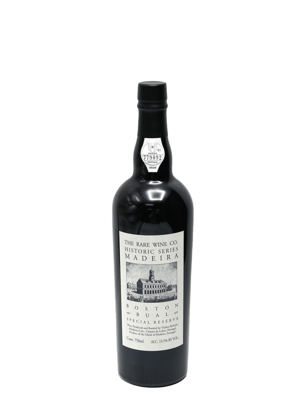 Rare Wine Co. Boston Bual Madeira Special Reserve