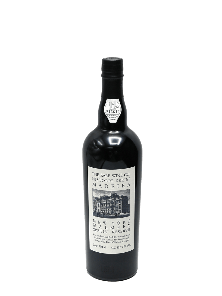 Rare Wine Co. New York Malmsey Madeira Special Reserve