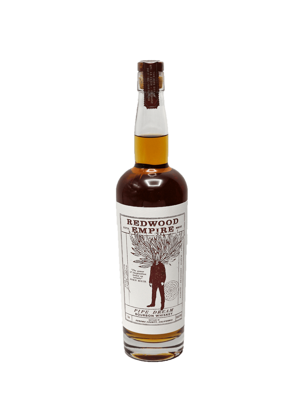 Redwood Empire Pipe Dream Bourbon 750ml