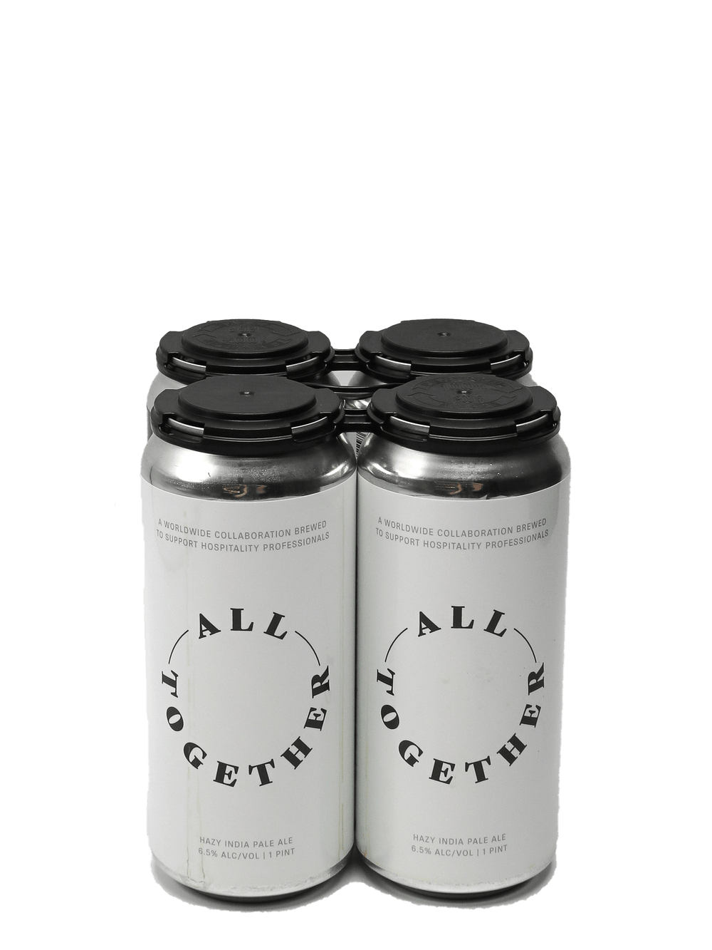 Revision All Together Hazy IPA 4pk cans