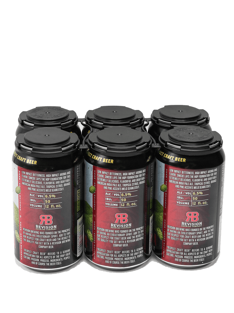 Revision IPA 6pk cans