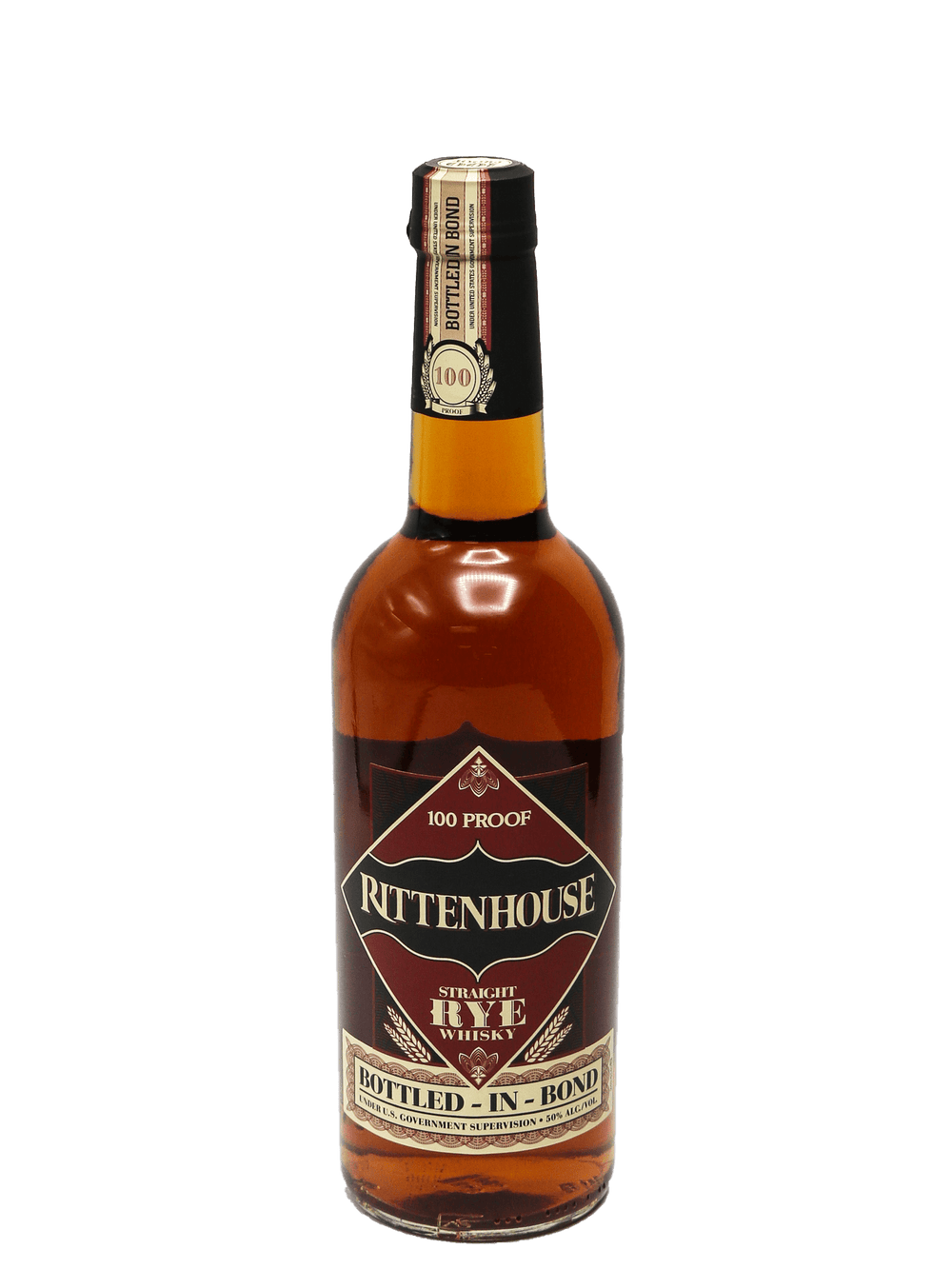 Rittenhouse 100 Proof Rye 750ml
