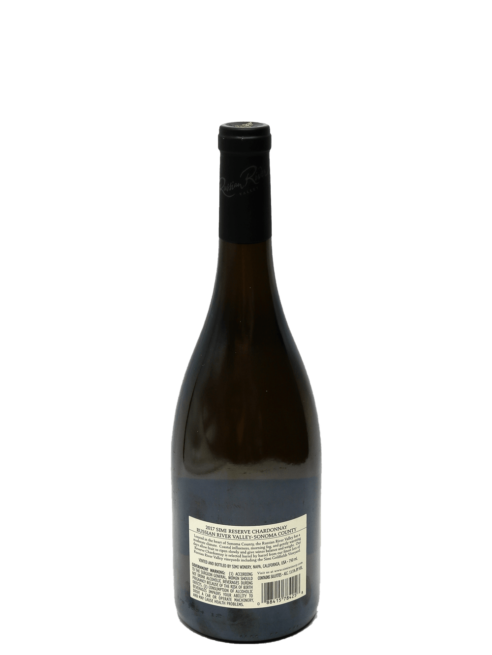 2017 Simi Reserve Chardonnay Russian River Valley