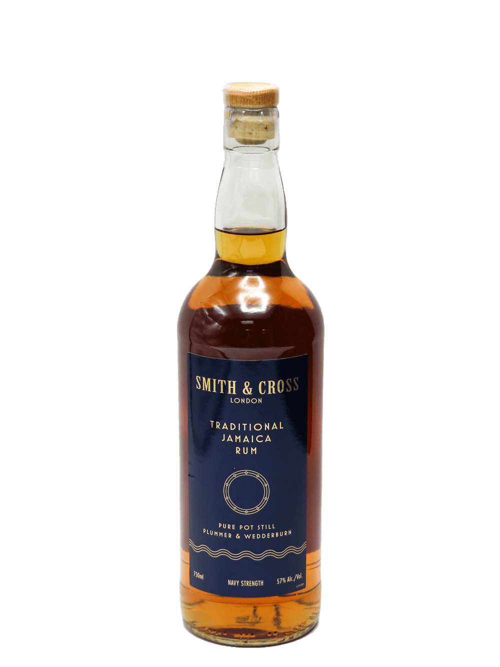 Smith and Cross Jamaican Rum 750ml