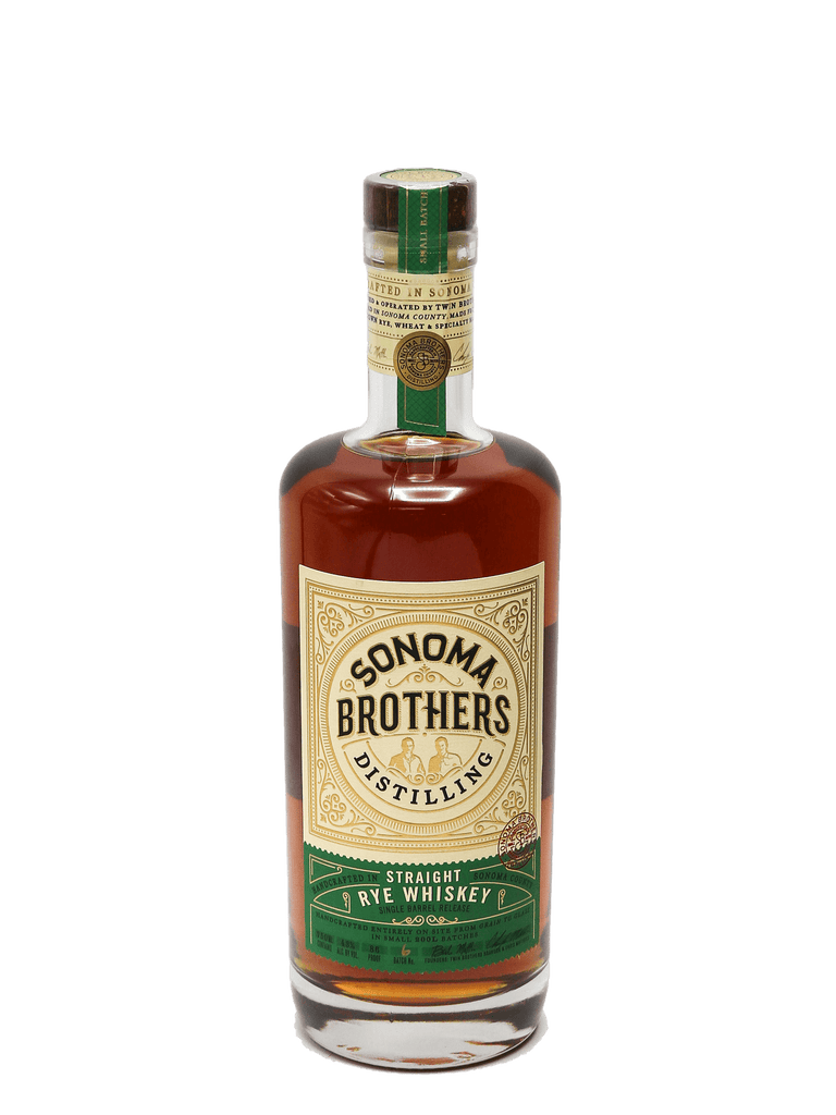 Sonoma Brothers Rye 750ml