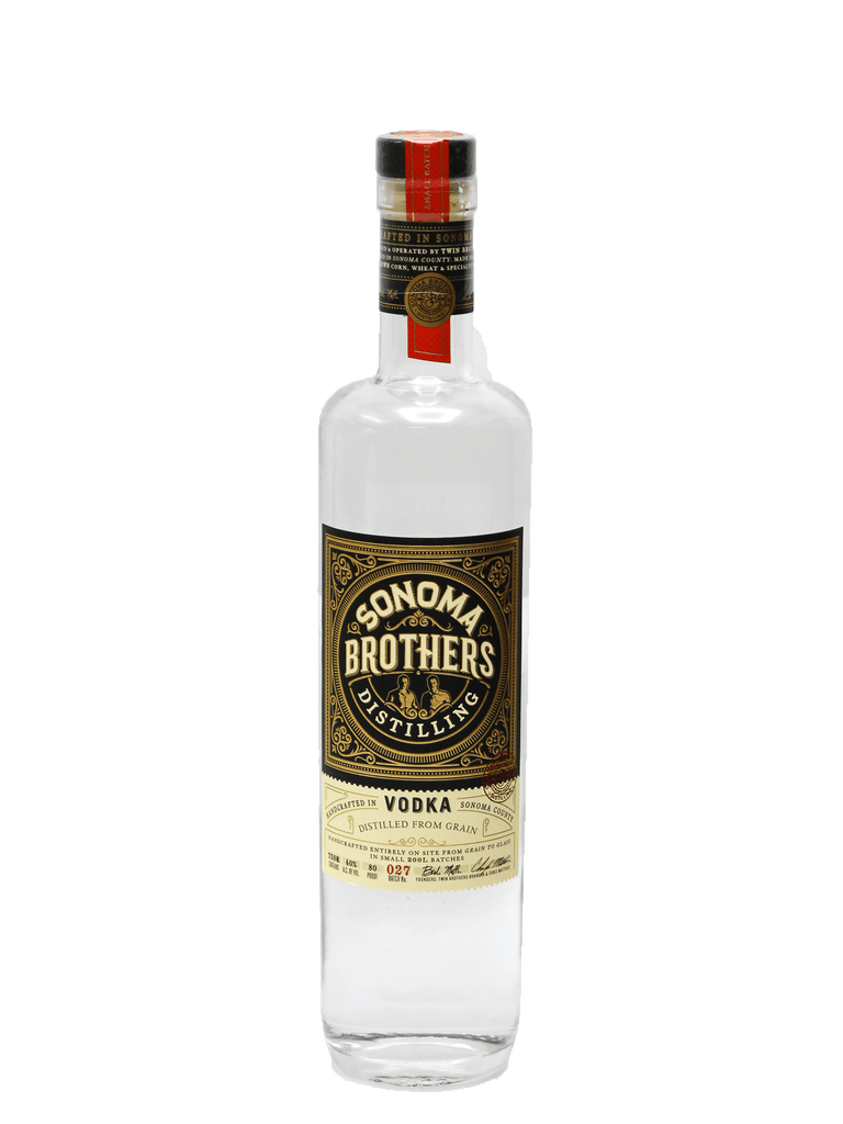 Sonoma Brothers Vodka 750ml