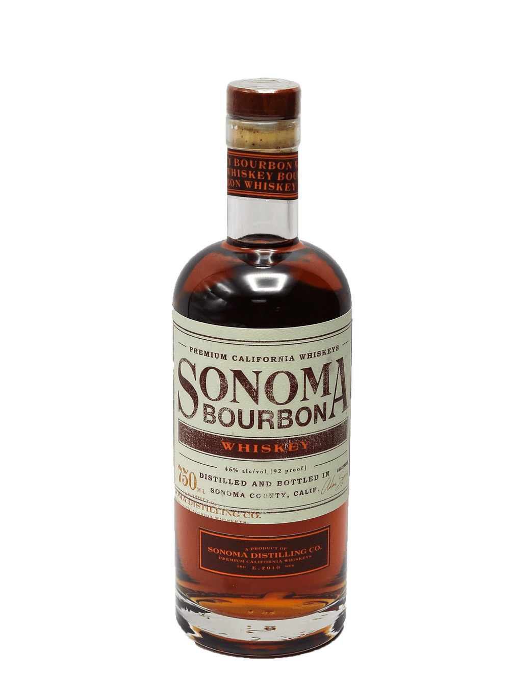 Sonoma Distilling Co. Bourbon
