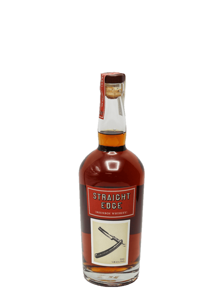Straight Edge Bourbon 750ml