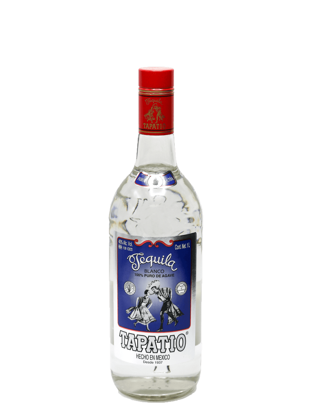 Tapatio Blanco Tequila 750ml