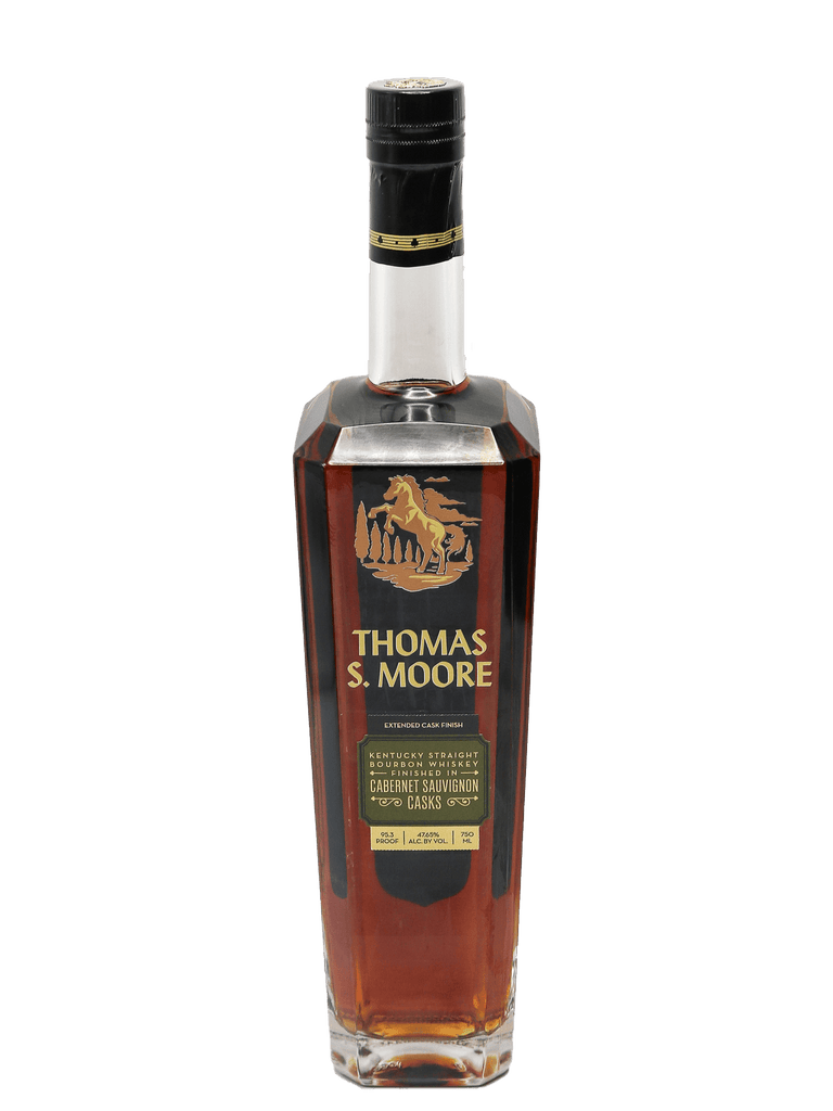 Thomas S. Moore Cabernet Sauvignon Cask Finish Bourbon 750ml