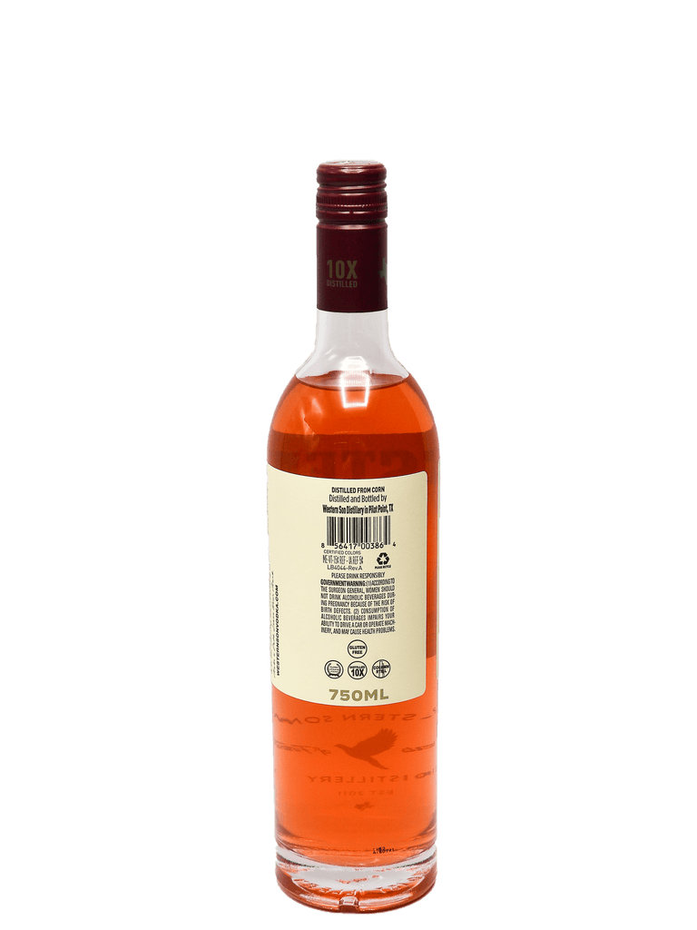 Western Son Prickly Pear Flavored Vodka 750ml