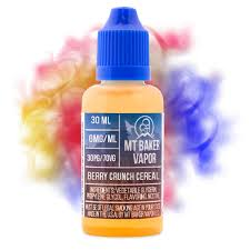 Berry Crunch Cereal 30mL