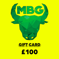 MBG Gift Card - £100 VALUE