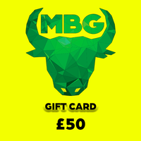 MBG Gift Card - £50 VALUE