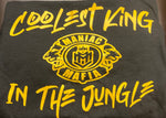 Coolest King In The Jungle Maniac TShirt