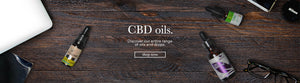 Shop our wide range of CBD Oils