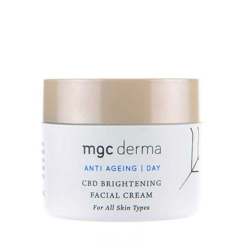 CBD Active Brightening Facial Cream by MGC Derma