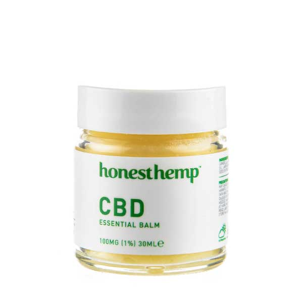 CBD Balm by Honest Hemp - 30ml Tub